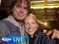 Big Brother I: Alex und Kerstin Bild: RTL II
