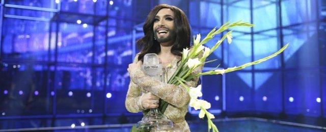 """""""ESC""""-Gewinnerin Conchita WurstEurovision"""