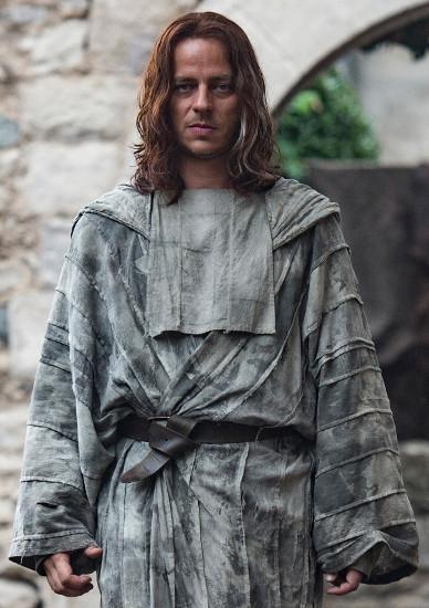 """Tom Wlaschiha als Jaqen H'ghar in """"Game of Thrones""""Bild: HBO"""