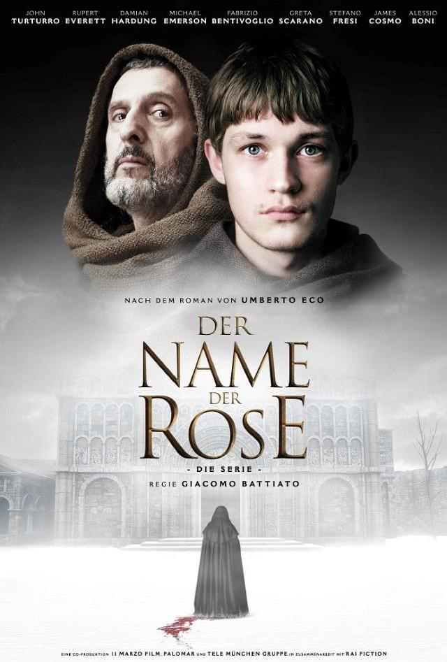 "Poster zu ""Der Name der Rose"""