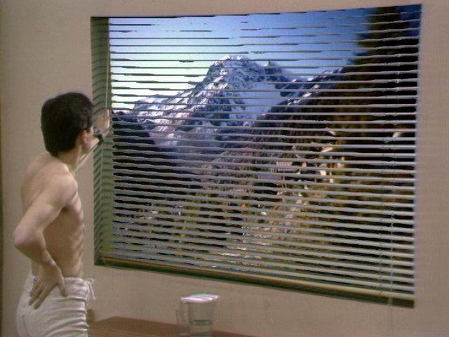 """Für einen kurzen Moment wähnt sich Will in den """"weißen Bergen""""… Koch Media"""