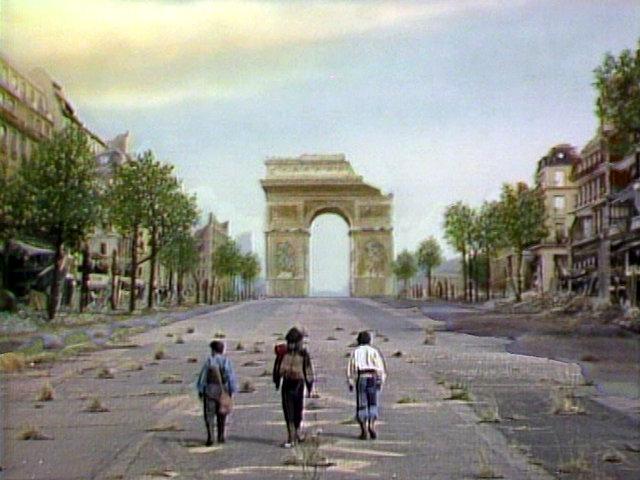 Der Triumphbogen sieht nicht mehr ganz so triumphal aus: Große Städte wie Paris sind schon lange zerstört. Koch Media