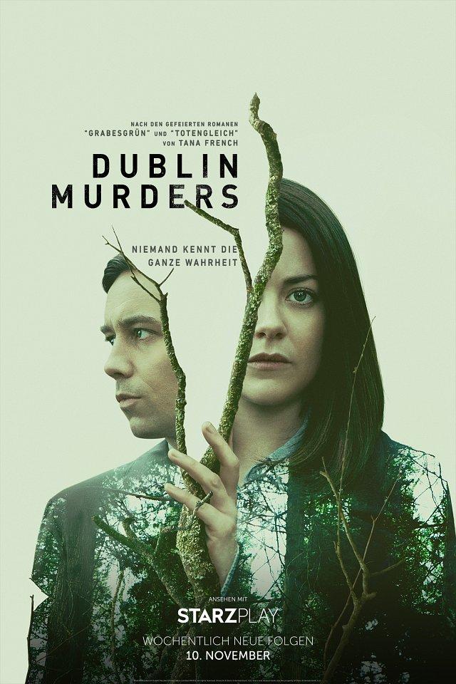 "Poster zur Serie ""Dublin Murders"" Starzplay"