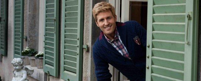 """Maxi Arland moderierte die letzte Staffel von """"Schwer verliebt""""Bild: Sat.1/Claudius Pflug"""