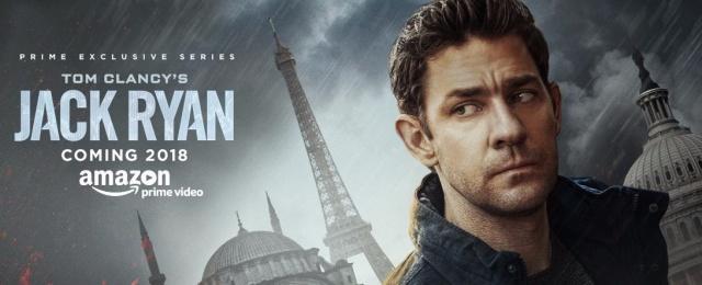 """Ähnliches gilt für """"Tom Clancy's Jack Ryan"""". Der Ansatz, die Geschichte eines Terroristen und einer großen Terrorbedrohung weiträumig zu erzählen, war sicherlich interessant und bildete – für eine Unterhaltungsserie – komplexe Themen auch komplex ab. Allein, es mangelte an Spannung, und die verästelten Erzählungen nahmen enorm Tempo aus der Geschichte. Amazon bestellte frühzeitig eine zweite Staffel. Prime Video"""
