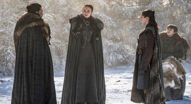 Die Stark-Kinder finden ihr Schicksal