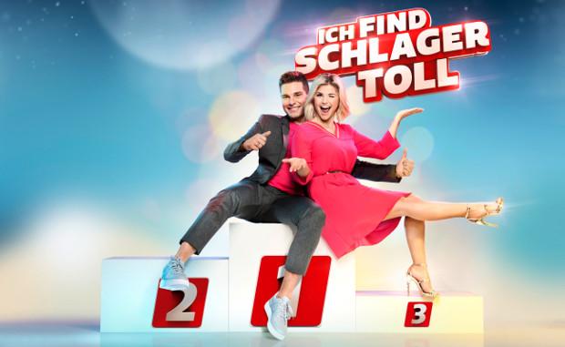 Eloy de Jong und Beatrice Egli TVNOW / Ruprecht Stempell