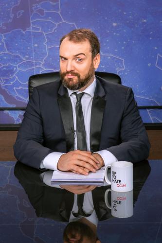 Comedy Central/Jasmina Striga