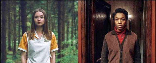 """…während man es bei """"The End of the F***ing World"""" seitens Netflix (und Channel 4) durchaus bei einer Staffel hätte belassen können. Die zweite Staffel war kein kompletter Reinfall, aber die neue Geschichte mit der neu hinzugekommenen Hauptfigur Bonnie (Naomi Ackie) hat das Gesamtwerk nicht aufgewertet. Jede Serie kann eine Handlung für eine gewisse Zeit tragen. Und auch bei Ricky Gervais' """"After Life"""" war eine Staffel mit sechs Folgen genau die richtige Länge. Bild: Netflix"""
