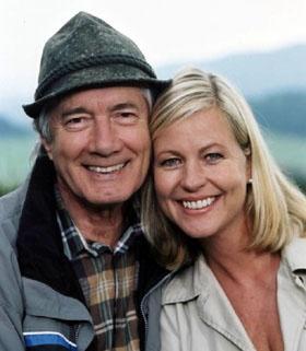 Neues Glück: Martin (Christian Wolff) und Sophie (Anja Schüte) (Bild: ZDF/ndF mbH)