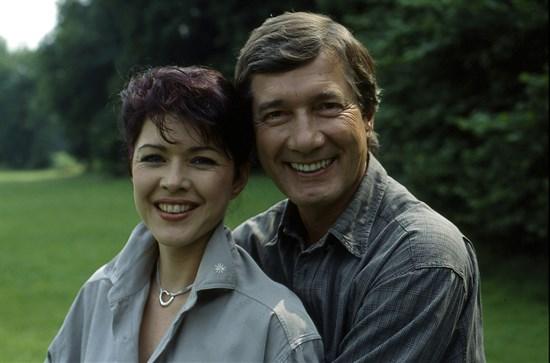 Neues Glück: Angelika (Anja Kruse) und Martin (Christian Wolff) (Bild: ZDF/ndF mbH)