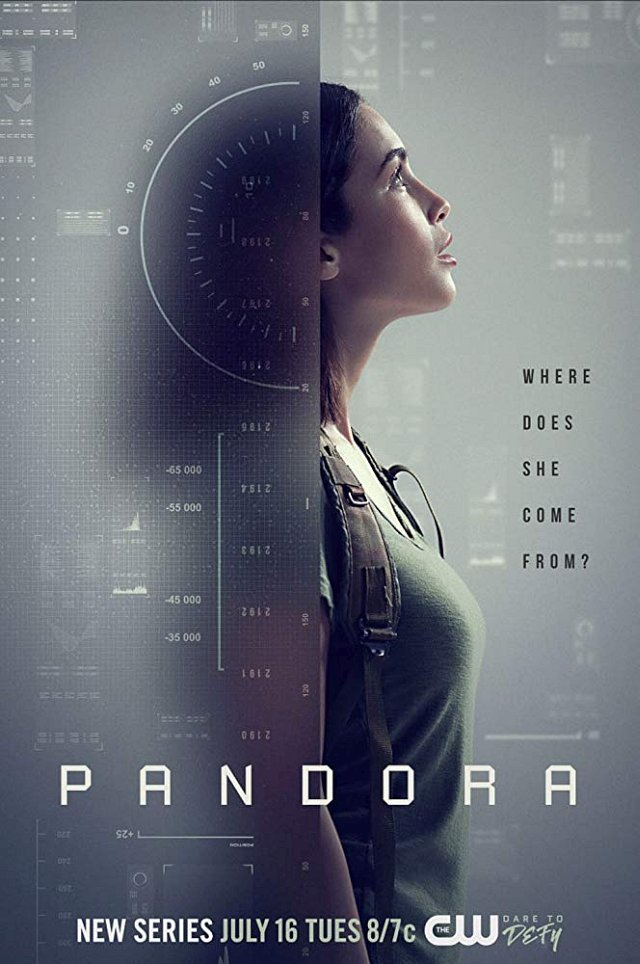 "Poster zu ""Pandora"" The CW"