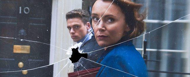 """Nicht nur in den britischen Einschaltquoten wusste """"Bodyguard"""" übrigens zu gefallen, bei Netflix kann sich auch der deutsche Zuschauer ein Bild davon machen, wie gut gelungen diese actionreiche Miniserie ist. BBC"""
