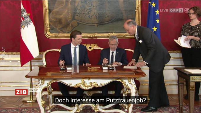 Bild: ORF/Screenshot