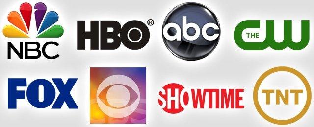 Bild: NBC/HBO/ABC/The CW/FOX/CBS/Showtime/TNT