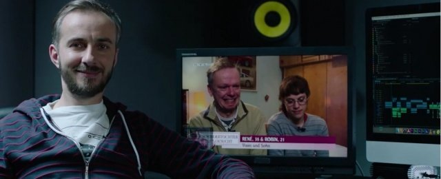 "Jan Böhmermann entlarvt ""Schwiegertochter gesucht""ZDFneo/Screenshot"