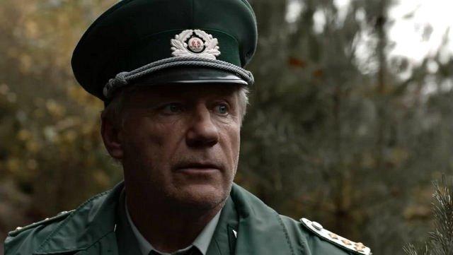 Würde die Anlegenheit lieber auf sich beruhen lassen, um keinen Ärger mit der SED zu bekommen: Hauptmann Wieditz. ZDF