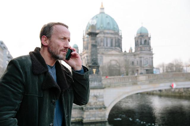An On-Location-Shots in Berlin wurde nicht gespart.ZDF und Frédéric Batier