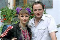Wanda Worch (Kerstin), Achim Schelhas (Paul Stickler). – Bild: ORF2