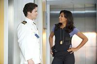 Neal Caffrey (Matthew Bomer) und Diana Barrigan (Marsha Thomason) – © RTL