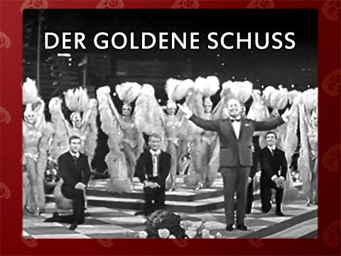 Retro Tv 1964 Der Goldene Schuss Werbeklassiker Schappi