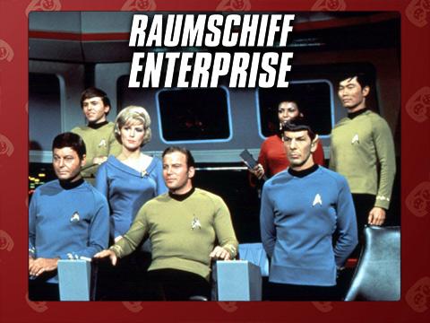 Raumschiff Serie