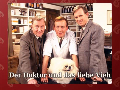 Retro Tv 1979 Der Doktor Und Das Liebe Vieh