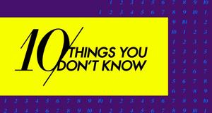 10 Dinge, die Sie noch nicht wussten – Bild: E! Entertainment Television