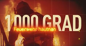1000 Grad: Feuerwehr hautnah – Bild: HR