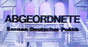 Abgeordnete – Szenen deutscher Politik