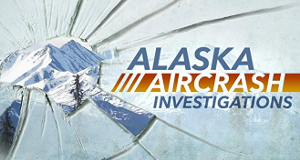 Absturz über Alaska – Die Flugzeug-Ermittler – Bild: Smithsonian Channel/Off the Fence