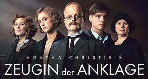 Agatha Christie's Zeugin der Anklage – Bild: BBC One