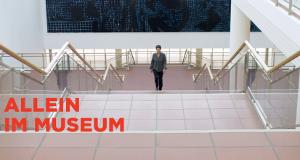 Allein im Museum – Bild: arte