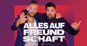 Alles auf Freundschaft - Die Mälzer & Sasha Show – Bild: TVNOW/Thomas Pritschet