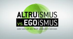 Altruismus vs. Egoismus – Bild: ARD-alpha