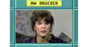 Am Drücker – Bild: BR Fernsehen