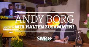 Andy Borg - Wir halten zusammen! – Bild: SWR/Screenshot