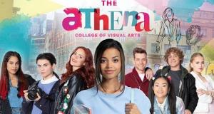 Athena – Bild: Sky