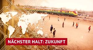 Bahnhöfe dieser Welt - Nächster Halt Zukunft – Bild: SRF