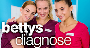 Bettys Diagnose – Bild: ZDF und Willi Weber