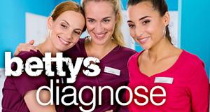 Bettys Diagnose – Bild: ZDF und Willi Weber