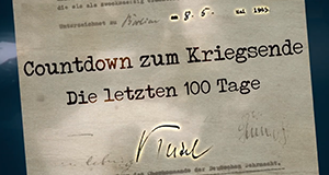 Countdown zum Kriegsende – Bild: ZDF