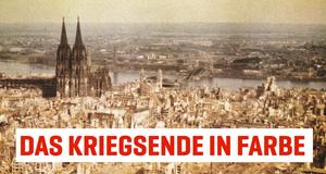 Das Kriegsende in Farbe – Bild: Spiegel Geschichte