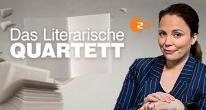 Das Literarische Quartett – Bild: ZDF/Svea Pietschmann