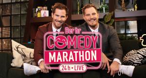 Der hr Comedy Marathon – Bild: HR/funk von ARD und ZDF/Nadine Dilly