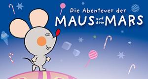 Die Abenteuer der Maus auf dem Mars – Bild: polyband
