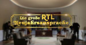 Die große RTL-Neujahrsansprache – Bild: TVNOW