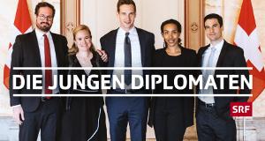 Die jungen Diplomaten – Bild: SRF