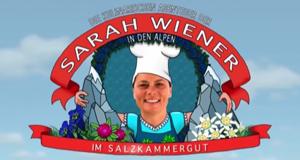 Die kulinarischen Abenteuer der Sarah Wiener in den Alpen – Bild: arte