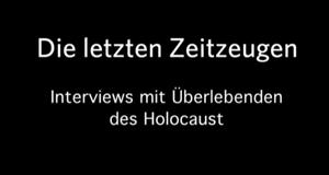 Die letzten Zeitzeugen – Bild: ORF